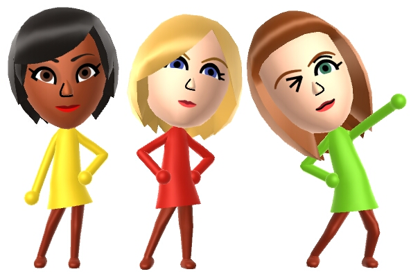 totally spies as mii s by badboylol-d7xoqox