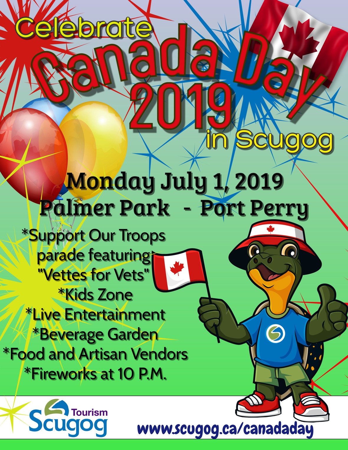 Canada Day 2019 Poster