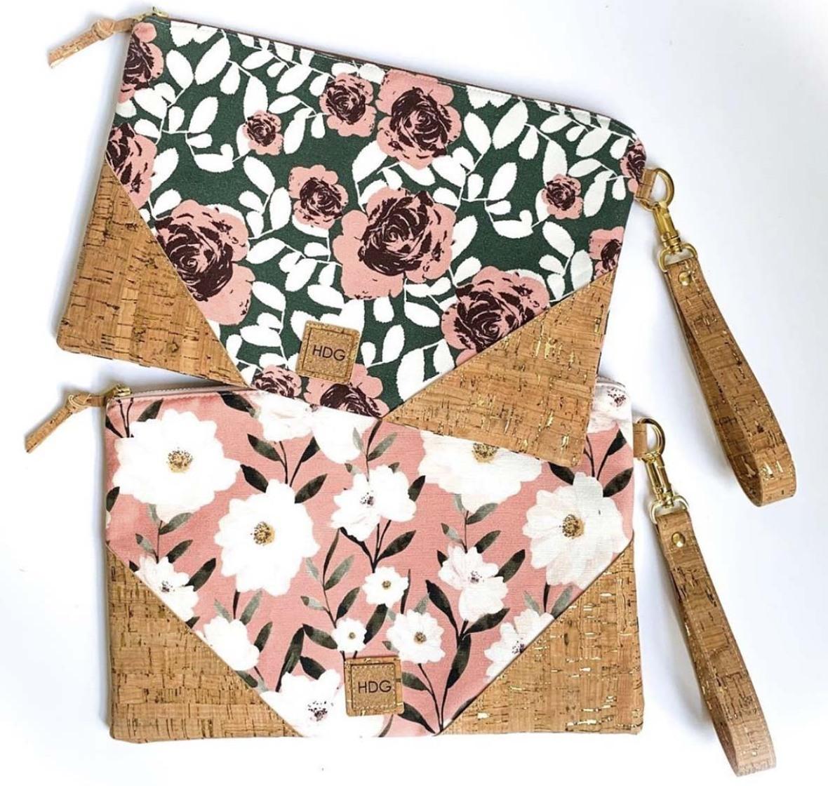 Home Dry Goods Indy Bloom Desert Rose Fabrics