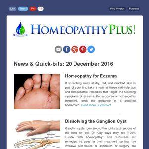 Mindbody Medicine | Ganglion Cyst | Working Wonders | Eczema