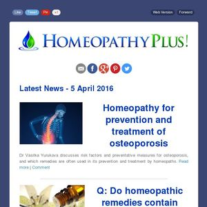 Homeopathy for osteoporosis | Do homeopathic remedies contain