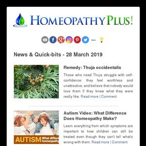 Remedy: Thuja | Homeopathy and Arsenic Poisoning