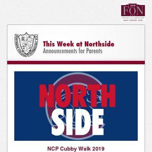 This Week at Northside 03/31/2019