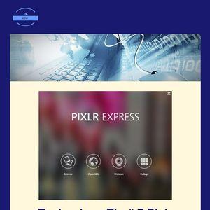Editing Photos with Pixlr Express