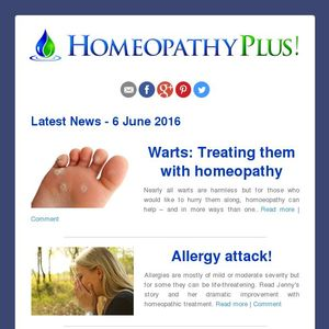 Warts: Treating them with homeopathy | Allergy attack