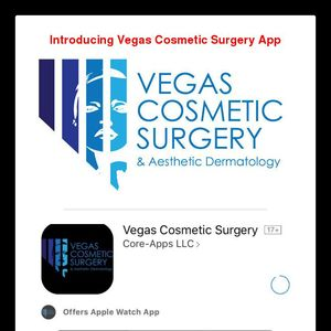 Vegas Cosmetic Surgery App / VCS - Aesthetic Everything