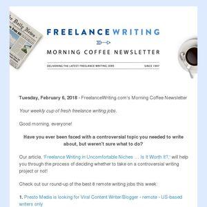 Morning Coffee Newsletter - Job Updates # 148