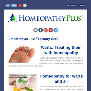 Homeopathy for warts   UK: No referrals to homeopathic hospital