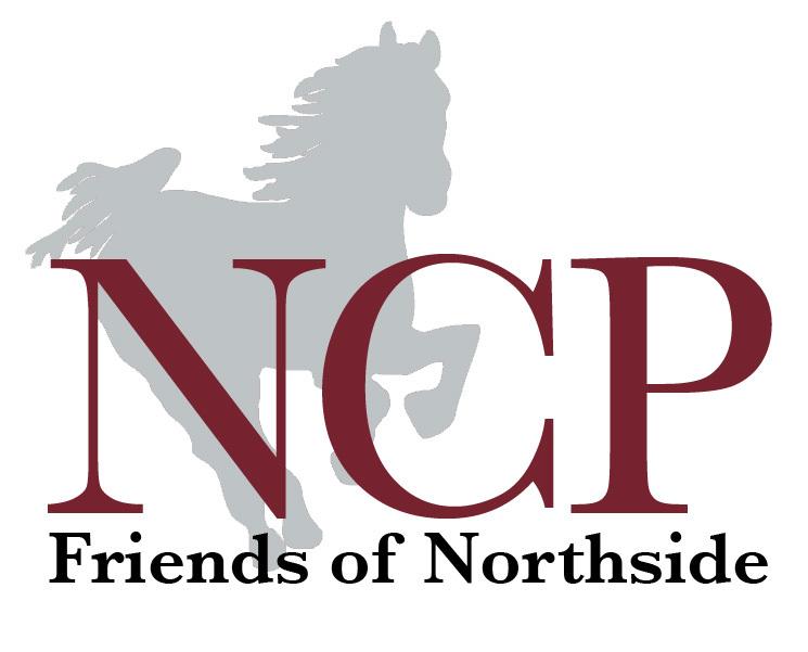 Friends of ns logo burgundy