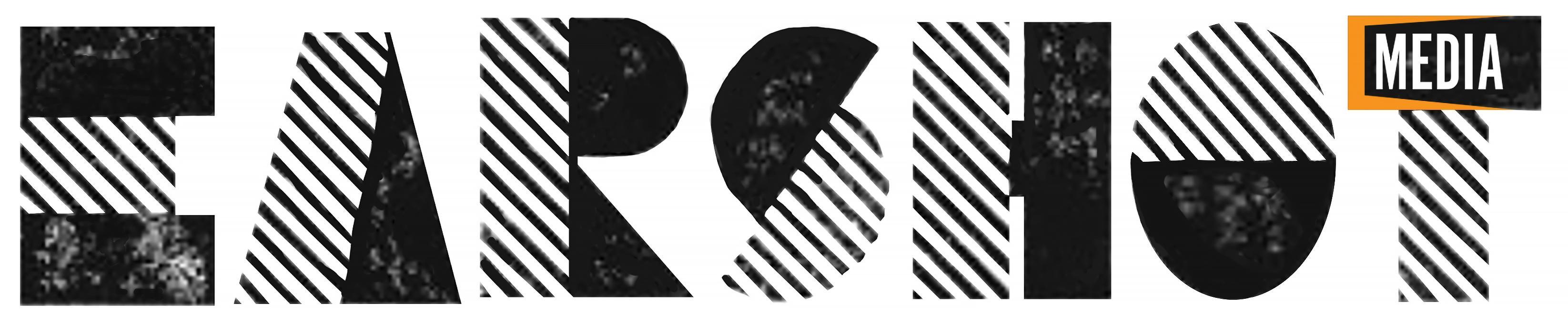 Earshot handdrawn logo final cleanest highest resolution