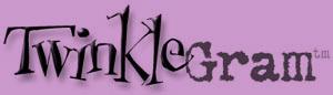 Purple twinklegram