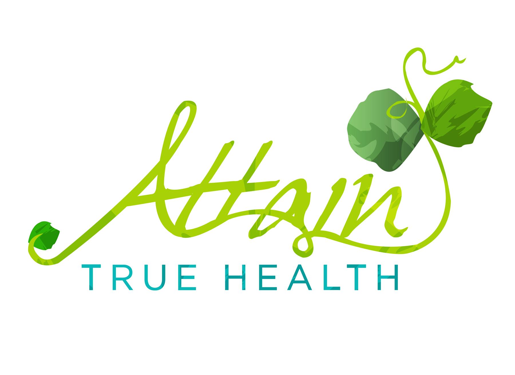 Attain true health print 4.5x6