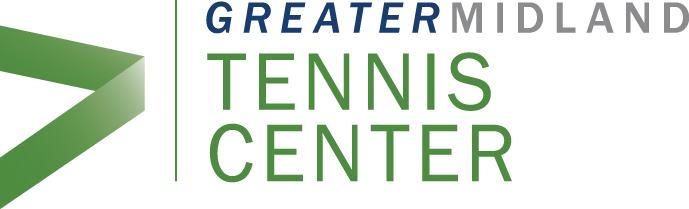 Greater mid tennis  center logo