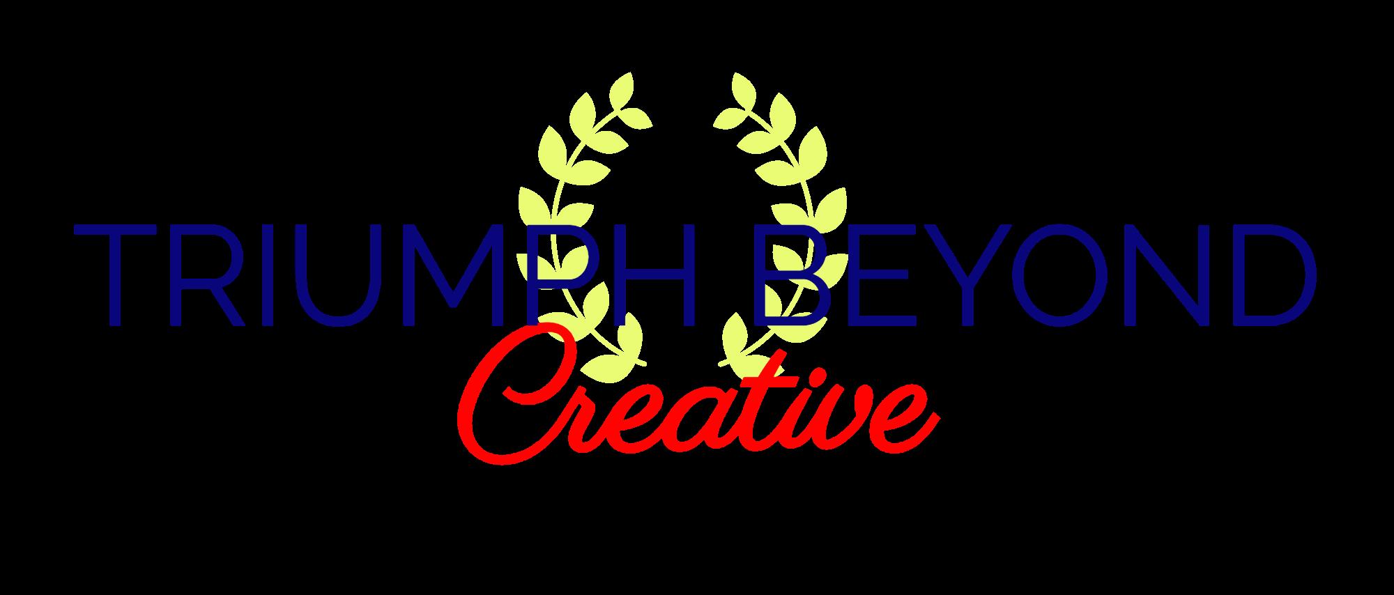 Logo triumphbeyondcreative