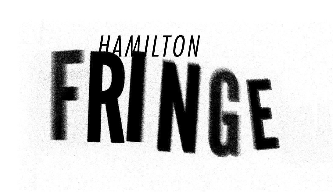 Hamilton fringe blk