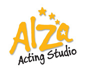Alza acting studio logo 2