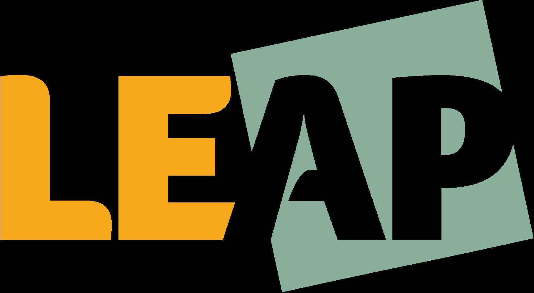 Leap logo rgb