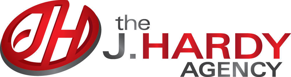 The j hardy agency official logo